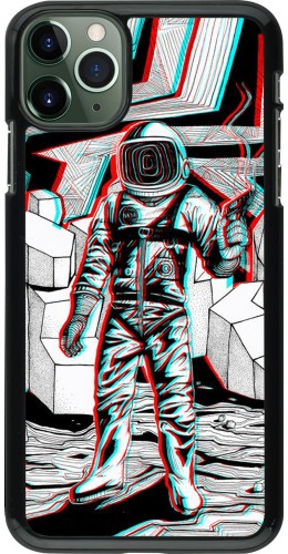 Coque iPhone 11 Pro Max - Anaglyph Astronaut