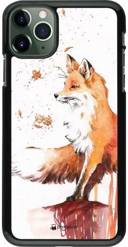 Coque iPhone 11 Pro Max - Autumn 21 Fox