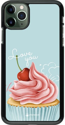Coque iPhone 11 Pro Max - Cupcake Love You