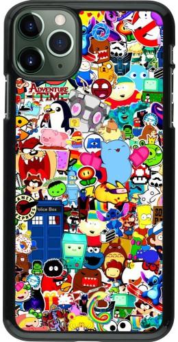 Coque iPhone 11 Pro Max - Mixed cartoons