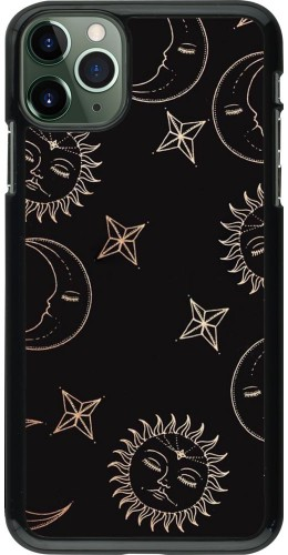 Coque iPhone 11 Pro Max - Suns and Moons