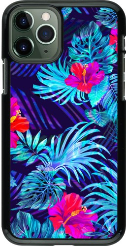 Coque iPhone 11 Pro - Blue Forest