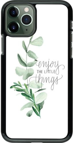 Coque iPhone 11 Pro - Enjoy the little things