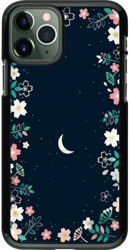 Coque iPhone 11 Pro - Flowers space