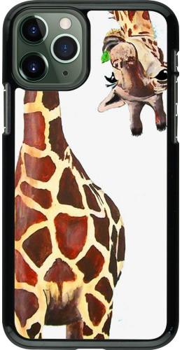 Coque iPhone 11 Pro - Giraffe Fit