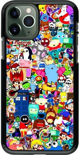 Coque iPhone 11 Pro - Mixed cartoons