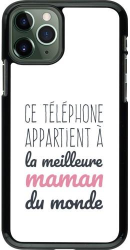 Coque iPhone 11 Pro - Mom 20 04