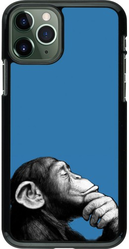 Coque iPhone 11 Pro - Monkey Pop Art