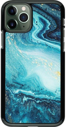 Coque iPhone 11 Pro - Sea Foam Blue