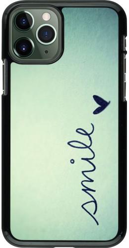 Coque iPhone 11 Pro - Smile