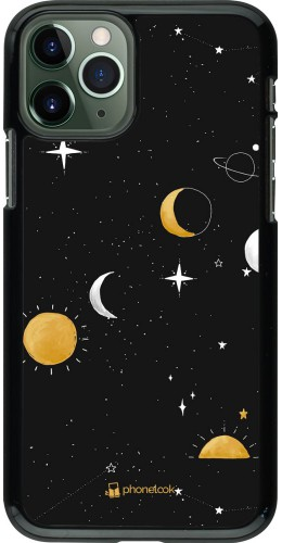 Coque iPhone 11 Pro - Space Vector