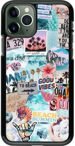 Coque iPhone 11 Pro - Summer 20 collage