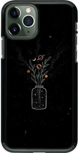 Coque iPhone 11 Pro - Vase black