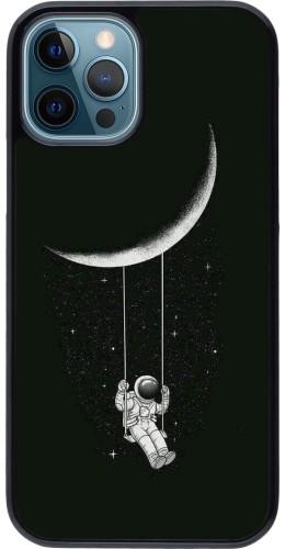 Coque iPhone 12 / 12 Pro - Astro balançoire