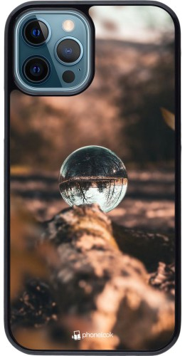 Coque iPhone 12 / 12 Pro - Autumn 21 Sphere