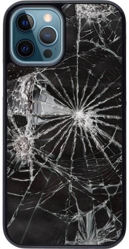 Coque iPhone 12 / 12 Pro - Broken Screen