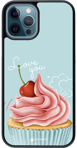 Coque iPhone 12 / 12 Pro - Cupcake Love You