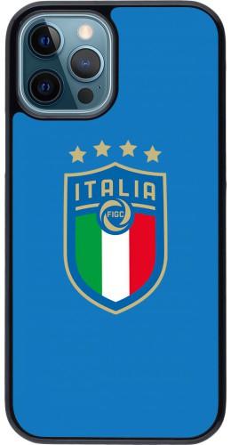 Coque iPhone 12 / 12 Pro - Euro 2020 Italy