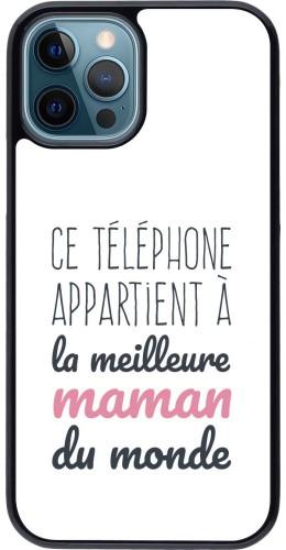 Coque iPhone 12 / 12 Pro - Mom 20 04