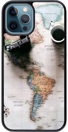 Coque iPhone 12 / 12 Pro - Travel 01