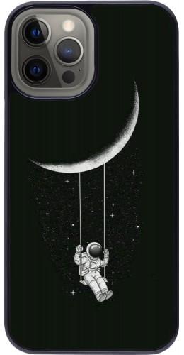 Coque iPhone 12 Pro Max - Astro balançoire