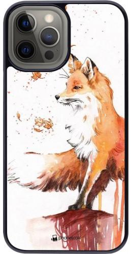 Coque iPhone 12 Pro Max - Autumn 21 Fox