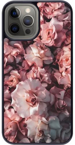 Coque iPhone 12 Pro Max - Beautiful Roses
