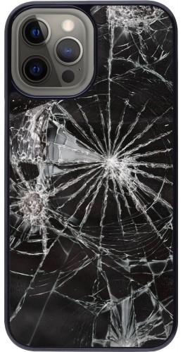Coque iPhone 12 Pro Max - Broken Screen
