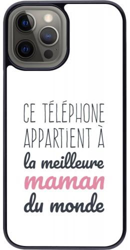 Coque iPhone 12 Pro Max - Mom 20 04