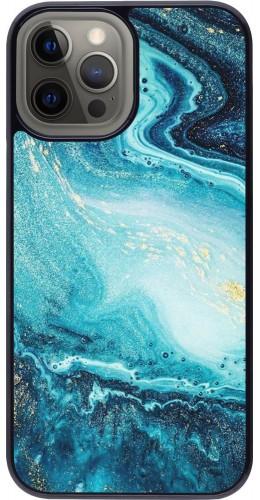 Coque iPhone 12 Pro Max - Sea Foam Blue