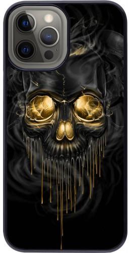 Coque iPhone 12 Pro Max - Skull 02