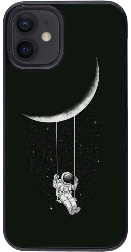 Coque iPhone 12 mini - Astro balançoire