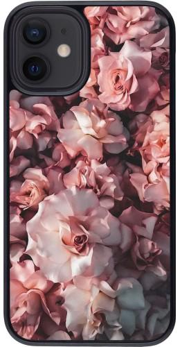 Coque iPhone 12 mini - Beautiful Roses