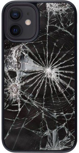 Coque iPhone 12 mini - Broken Screen