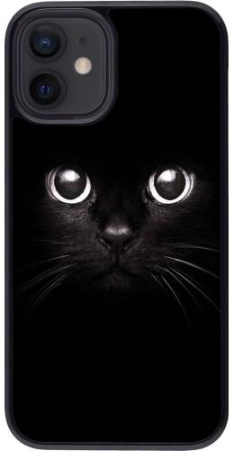 Coque iPhone 12 mini - Cat eyes