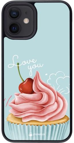 Coque iPhone 12 mini - Cupcake Love You