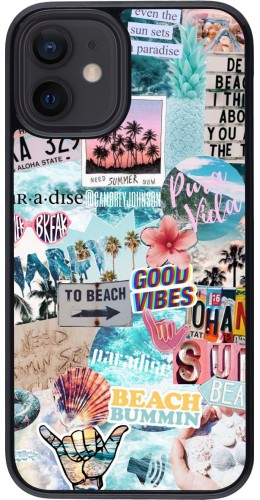 Coque iPhone 12 mini - Summer 20 collage
