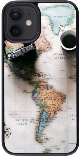 Coque iPhone 12 mini - Travel 01