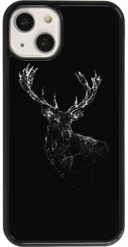 Coque iPhone 13 - Abstract deer