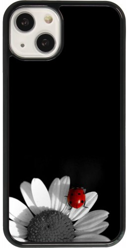 Coque iPhone 13 - Black and white Cox