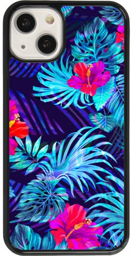 Coque iPhone 13 - Blue Forest