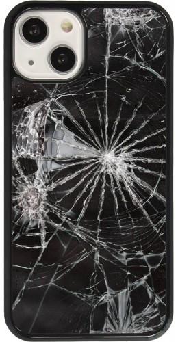 Coque iPhone 13 - Broken Screen