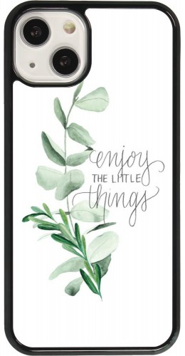 Coque iPhone 13 - Enjoy the little things