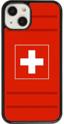 Coque iPhone 13 - Euro 2020 Switzerland