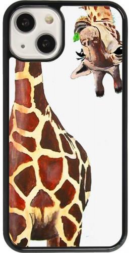 Coque iPhone 13 - Giraffe Fit
