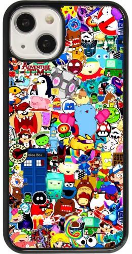 Coque iPhone 13 - Mixed cartoons
