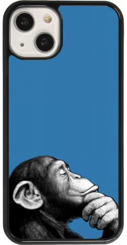 Coque iPhone 13 - Monkey Pop Art