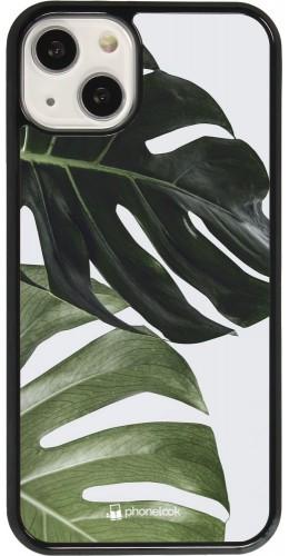 Coque iPhone 13 - Monstera Plant