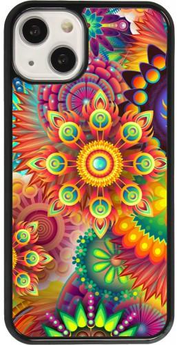 Coque iPhone 13 - Multicolor aztec
