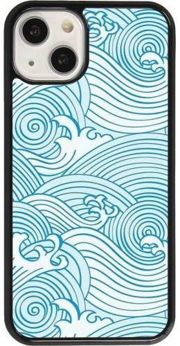 Coque iPhone 13 - Ocean Waves